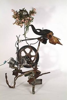 L'Ecolo (1987), by Jean Tinguely