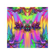 Gorgeous Abstract Wrapped Canvas Canvas Prints