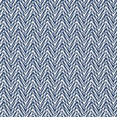mini feather herringbone in navy and white fabric by weavingmajor on Spoonflower - custom fabric