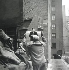 Vivian Maier / Maloof Collection Courtesy Howard Greenberg Gallery, New York