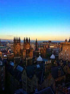 Edinburgh #thisisedinburgh