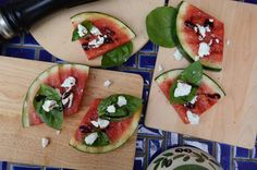 Fourth of July Party Ideas: Grilled Fruit >> http://www.hgtvgardens.com/holidays/fourth-of-july-backyard-party-ideas?soc=pinterest&s=2