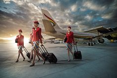 Tibet Airlines, New Uniform for cabin crew