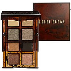 BOBBI BROWN Tortoiseshell BRONZE Eye Palette - Limited Edition, A flattering collection of warm neutral makeup for medium to darker skin tones, this palette lets you go from soft to smoky in no time flat. The eight shadows in the Bronze Tortoise Shell Eye Palette ..., #Beauty, #Eye Shadow, $88.00