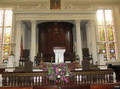 Photo of Kahal Kadosh Beth Elohim (KKBE) Reform Jewish Congregation of Charleston