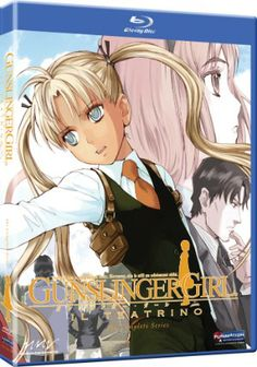 Gunslinger Girl: Il Teatrino Blu-ray Collection (Hyb) #RightStuf2013