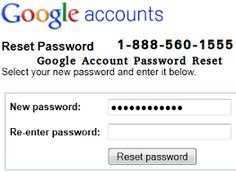 Referenceitpro Support :1-888-560-1555: How To Reset Google Account Password ?