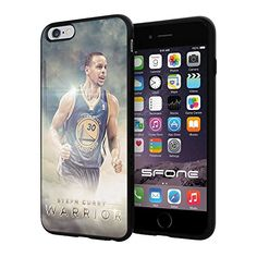 """NBA All Star Stephen Curry , Cool iPhone 6 Plus (6+ , 5.5"""") Smartphone Case Cover Collector iphone TPU Rubber Case Black SHUMMA http://www.amazon.com/dp/B00WTOU4II/ref=cm_sw_r_pi_dp_Zfeqvb07D36QG"""