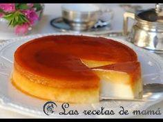 Receta fácil de tarta mousse de queso y yogur - YouTube