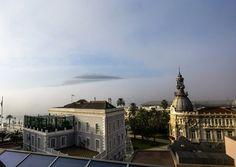 Fotos de Niebla en el Puerto de Cartagena