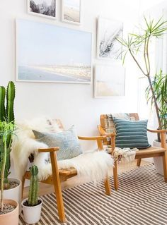 17 Rooms That Are Nailing the Desert-Chic Decor Trend This Winter via Brit + Co
