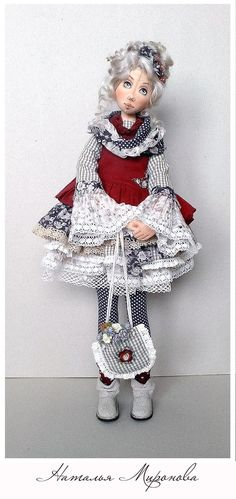 НАТАЛЬЯ МИРОНОВА - мои куклы | OK.RU