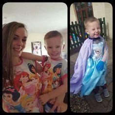 Mujer comenzó a juzgar a niño vestido de princesa, la respuesta de la mama increíble