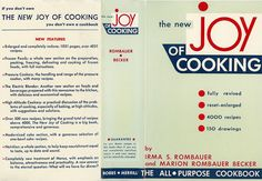 The Joy of Cooking - 1951 Edition