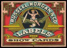 Russell, Morgan & Company | Sheaff : ephemera