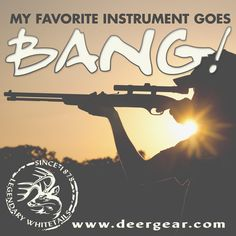 Legendary Whitetails Gun Hunting. #WeAreLegendary www.deergear.com