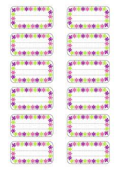 Berühmt etiquettes à imprimer | Candy bar | Pinterest | Étiquettes  HA18