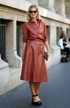 BEAUTYFASHION: Paris SS2014 - Street Style, favourite looks