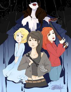 The Lunar Chronicles by Bluu-Bean.deviantart.com on @DeviantArt