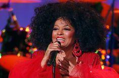 Diana Ross, via Dick's Diana Ross Website