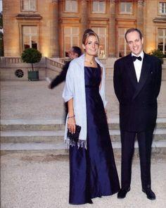 Philomena de Tornos and Prince Jean d'Orleans