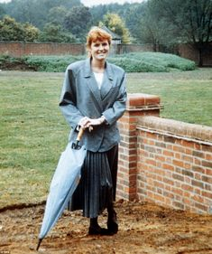 Past life: Sarah Ferguson (pictured there during its construction) lived on at Sunninghill Park there with daughters Beatrice and Eugenie following her 1996 divorce from Prince Andrew, but moved out in 2006. They stated in several interviews that they lived in separate wings of the house and had their own lives. *I'm not totally sure I believe that. But considering Sarah's talent for losing money and getting into trouble, I'm sure he wanted a stable place for his daughters to live.