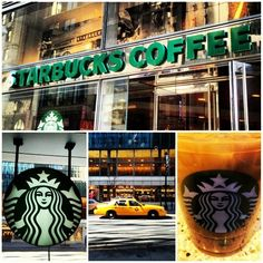 42nd & Madison #Starbucks #NYC #Midtown