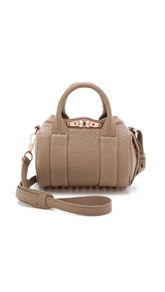 Alexander Wang Mini Rockie Bag - Latte   SHOPBOP.COM saved by #ShoppingIS