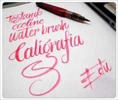 Calligraphy by Edu de Oliveira