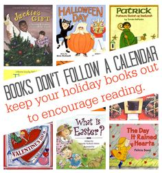 Learn how holiday books can be a year-round learning opportunity for kids.