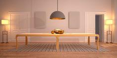 Botero extendible table