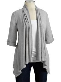 Open-Front Cardigan - Old Navy