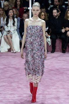 Christian Dior - Paris Fashion Week - Primavera Verano 2015 - Fashion Runway