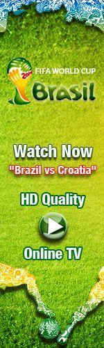 Watch Brazil Vs Croatia Live Streaming Online