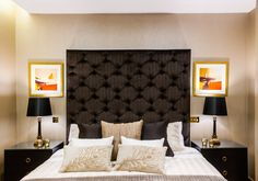 Bedroom in Hanover house - London | SISSY FEIDA INTERIORS