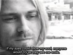 KURT CRYING- There many folks like us that have the soul broken in many pieces that is impossible fix it...There's no manner to come back and change it, We are broken for ever.