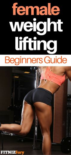Beginner Resistance Training Guide for Women female weightlifting beginners guide - Sports & Healts Fitness , Yoga , Bodybuilding Fitness Workouts, Weight Training Workouts, Fitness Tips, Health Fitness, Women Weight Training, Weight Training For Beginners, Strength Training Women, Exercise Cardio, Quotes Fitness