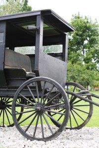 Old Order #Amish in Nappanee, #Indiana: Plain and Simple