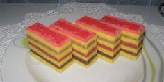 ukusan i dekorativan Kolaci I Torte, Croatian Recipes, Dessert Recipes, Desserts, Sweet Life, Sweet Tooth, Cheesecake, Birthday Cake, Sweets