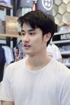 Beautiful Men Faces, Thai Drama, Drama Series, Male Face, Aesthetic Anime, Cute Couples, Idol, Handsome, Wattpad