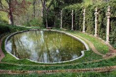 dumbarton oaks, georgetown washington, dc    the place of many a fantastical childhood ramble