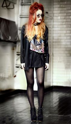 Fire hair!!!! I love it!!