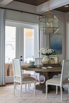 Dining room lighting Dining room Pendant Lighting Visual Comfort Morris Pendant #Diningroom #lighting
