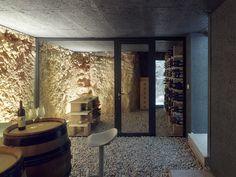 Gallery of Villa Erard, à Nods / Andrea Pelati Architecte - 1