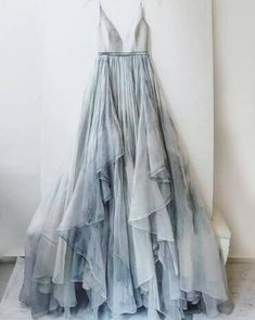 On Sale Absorbing Long Prom Dress Charming Straps Simple V Neck Tulle Prom Dresses Evening Dresses V Neck Prom Dresses, Prom Party Dresses, Formal Dresses, Long Dresses, Wedding Dresses, Dress Prom, Bridesmaid Dresses, Chiffon Dresses, Formal Prom
