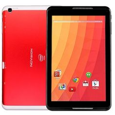 NuVision TM800A520L Atom Z3735G Quad-Core 1.33GHz 1GB 32GB 8-in Capacitive IPS Tablet Android (RED) sold by Rainbow Fashion. Shop more products from Rainbow Fashion on Storenvy, the home of independent small businesses all over the world.