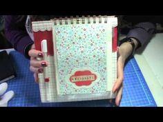 Tutorial:Ricettario da tavolo/Recipe book - Idea regalo festa della mamma