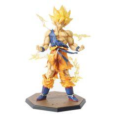 Dragon Ball Z Son Goku Super Saiyan Action Figure