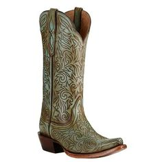 Harvest Time Sale Womens Ariat Futurity Cowgirl Boot Chocolate Lizard Print/Bright Emerald Leather Womens Chocolate Lizard Print/Bright Emerald Leather Ariat Womens Ariat