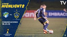 Watch highlights from the Galaxy's 1-1 draw with Comunicaciones.